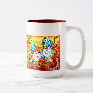 Original 2014 RAGNAROK Memorial Lg Mink Mug