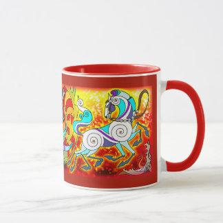 Original 2014 RAGNAROK Memorial Mink Mug