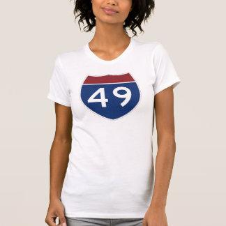 Original 49 Farms Merchandise Tee Shirt