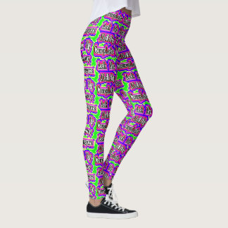 Original - Ability To Annoy Complete Strangers Leggings