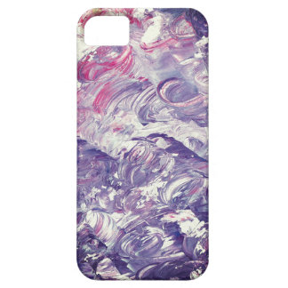Original Abstract Acrylic Painting iPhone Case