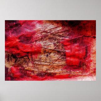 Original Abstract Art Print - Contemporary Modern