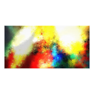 Original Abstract Painting Photo Cards