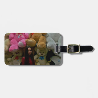 Original and cool luggage tag