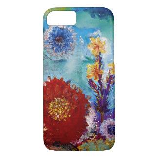 Original Aquatic Abstract Art Piece Case-Mate iPhone Case