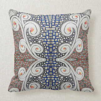 "Original Art 20""x20"" Cotton Pillow"