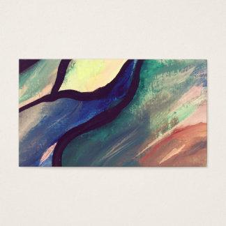 Original Art Buisness Card