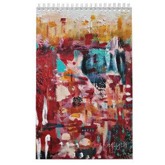 Original Art Calendar by Ulyth