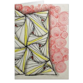 Original Art Card Standard envelopes included