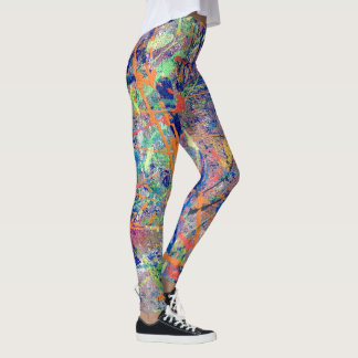 Original art shows great under black lite leggings