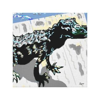 Original Art Work/Prints bySarr Canvas Print