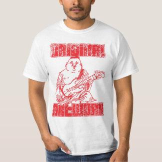 Original Artwork Distressed T-Shirt