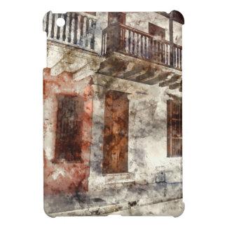 Original artwork of of Cartagen Colombia iPad Mini Case