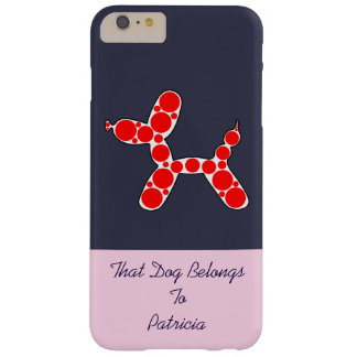 Original Balloon Dog Design iPhone Case