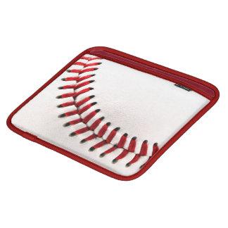 Original baseball ball iPad sleeve