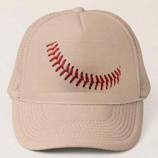 Original baseball ball trucker hat