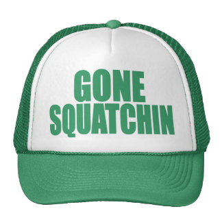 Original Best-Selling Bobo s GONE SQUATCHIN Hat