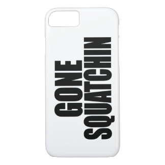Original & Best-Selling Bobo's GONE SQUATCHIN iPhone 8/7 Case