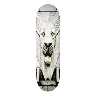 Original Big Bad Lion Custom Pro Slider Board Skateboard Deck