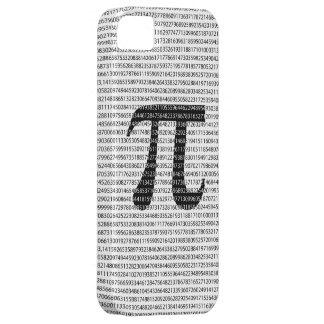Original black number pi day mathematical symbol iPhone 5 case