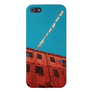 Original blue and red iphone case