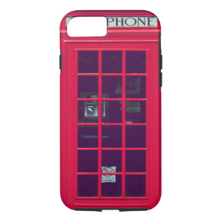 Original british phone box iPhone 8/7 case