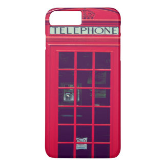 Original british red phone box iPhone 8 plus/7 plus case