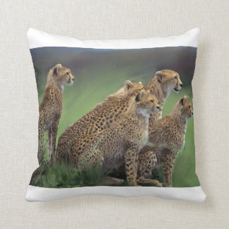 Original Brothers In Arms Throw Pillow
