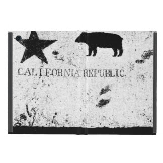Original California Bear Flag iPad Case
