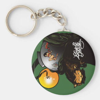 Original Criminalz WG Keychain