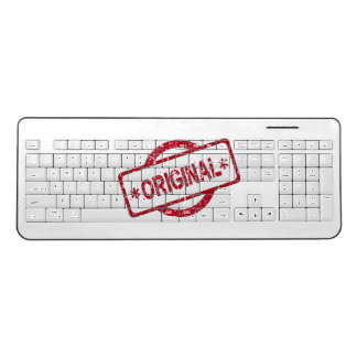 Original Custom Wireless Keyboard