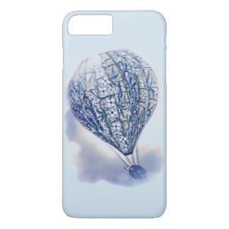 Original design kitten in the clouds iPhone 8 plus/7 plus case
