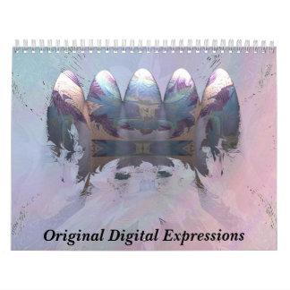 Original Digital Creations - Calendar