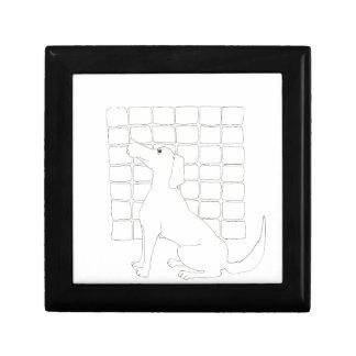 Original Dog Drawing Chinese Dog Year 2018 JB Gift Box