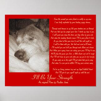 original dog pet sympathy original old dog poem poster