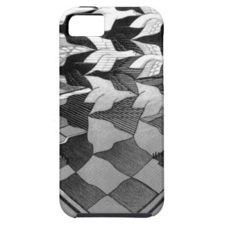 """Original famous draw """"day and night"""" iPhone 5 cover"""