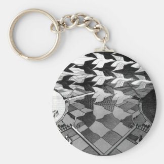 """Original famous draw """"day and night"""" keychain"""