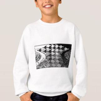 "Original famous draw ""day and night"" sweatshirt"