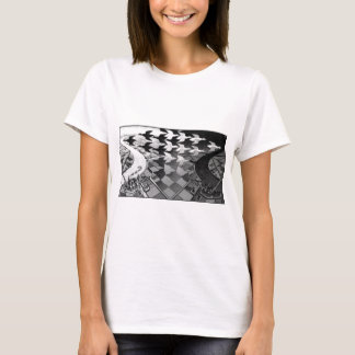 """Original famous draw """"day and night"""" T-Shirt"""