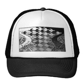 "Original famous draw ""day and night"" trucker hat"