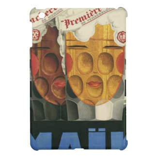 original French beer Art Deco Poster 1929 Cover For The iPad Mini