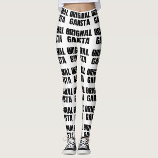 Original gangsta bestselling leggings