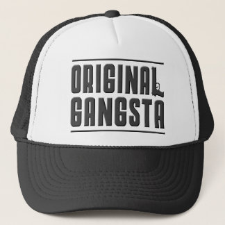 Original Gangsta Trucker Hat
