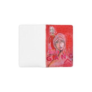 Original Girl Gang Pocket Moleskine Notebook