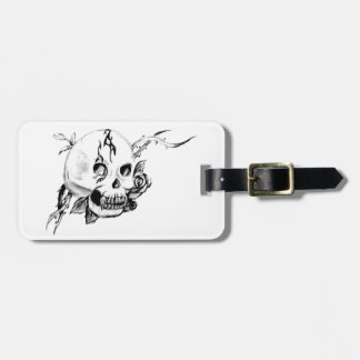 'Original' Grave Yard Demon Bag Tag