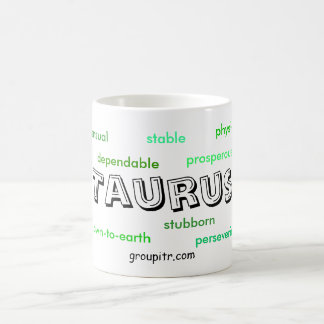 Original Groupitr Taurus Mug