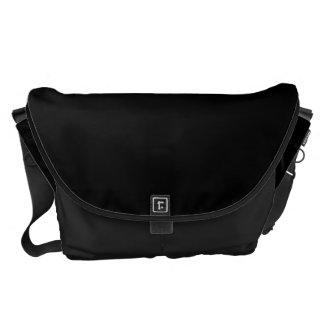 Original Heavyweight Clasic Messenger Bag Black
