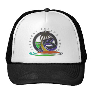 ORIGINAL ISLAND BWOY TRUCKER HAT