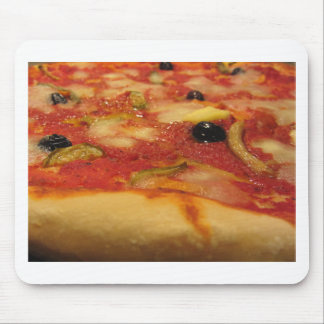 Original italian pizza mouse pad