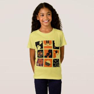 Original kids t-shirt with hand-drawn art